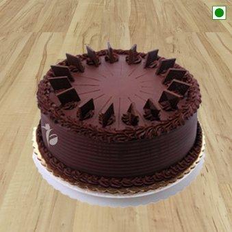 Chocolate Cake 2 Kg Eggless