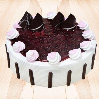 Premium Blueberry Cake