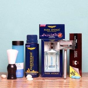 Valentine Gift for Him - Husband/BF - Park-Avenue-Mens-Kit