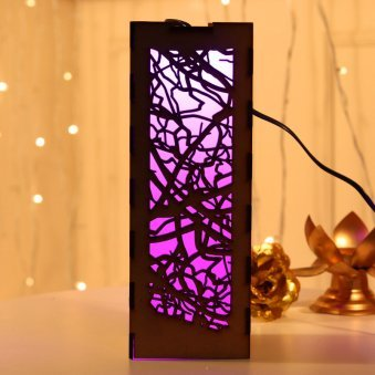 Abstract Web Lamp