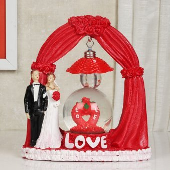Romantic Love Showpiece Gift