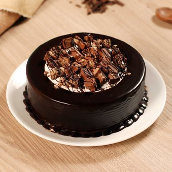 Choco Kitkat Cake