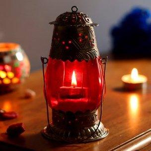 Arab Feels Diwali Lantern - Hanging Decorative Candle Lanterns