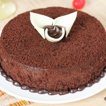 Choco Covered Cake
