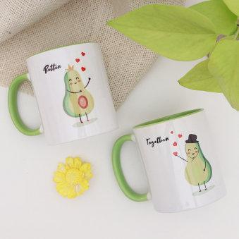 Avocado Love Mug