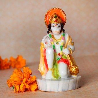 Bajrangbali Hanuman God Idol