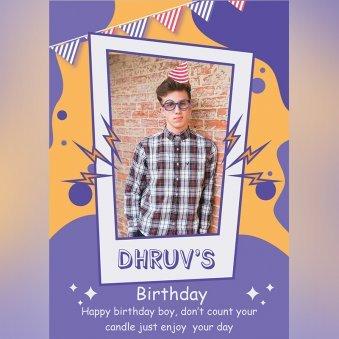 Happy Birthday E- Cards Online