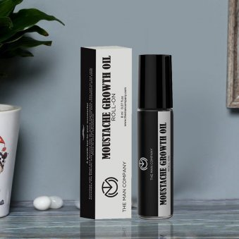 Mustache Growth Oil - A Perfect Gift For Men
