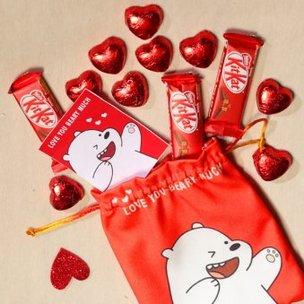 Heart Shaped Handmade Chocolates For Your Valentine Partner