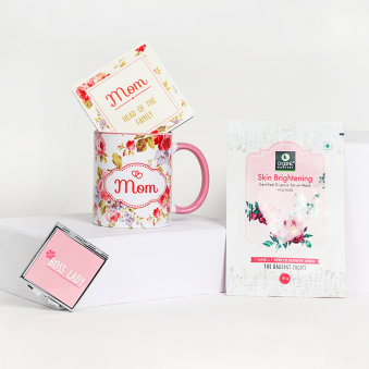 Buy/Send Beautiful Mother Gifts Combo Online