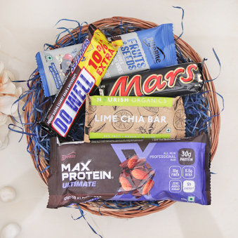 Basket For Father's Day
