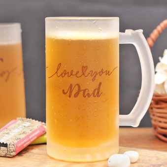 Beer Mug For Father's Day
