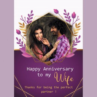 Anniversary E-Greeting Cards