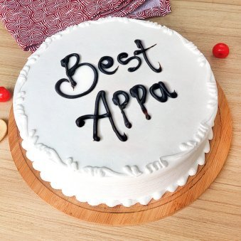 Cake for Best Dad