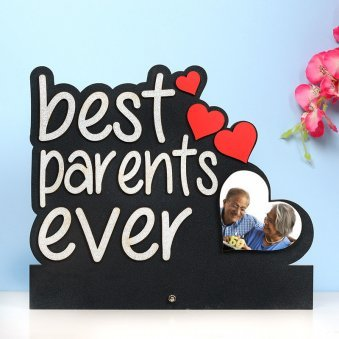 Personalised Frame for Parents