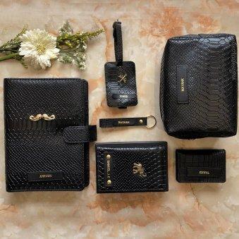 Black Traveller Pack