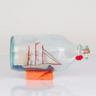 Boat In Bottle