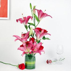Breathtaking Lilies