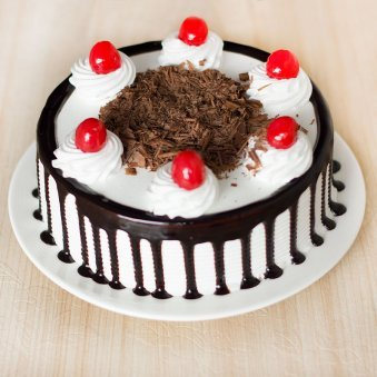 Black Forest Cake - 1st Gift of Lady Charmers
