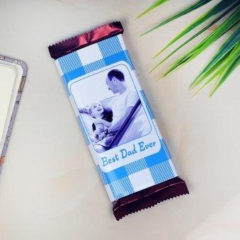 Cherishable Chocolates For Dad - Personalised Cadbury Temptations Full