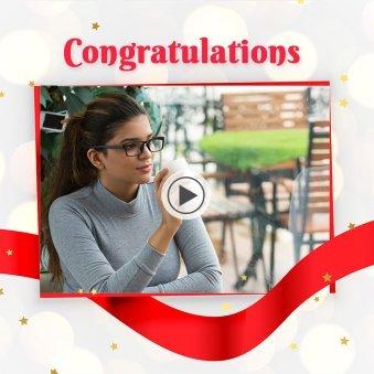 Congratulations E Card