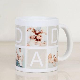Cute Fathers Day Mug Gift