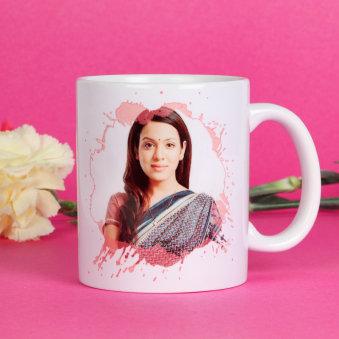 Customised Photo Mug For Mom