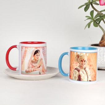 Customised Mug Set