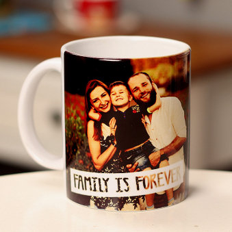 Fathers day Personalised Mug for Family