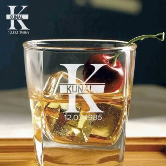 Fathers Day - Whiskey Glasses Online