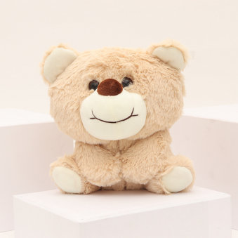 Valentine Special Cute Teddy With Rose