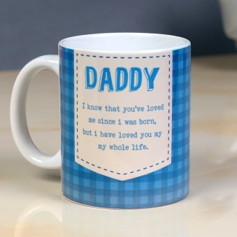 Special Father's Day Personalised Mug