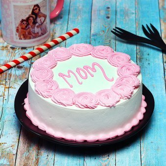 Mothers Day Cake for Mom