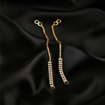 Designer Ear Chain Set