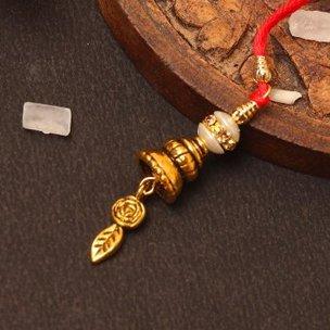 Embellished Lumba Rakhi