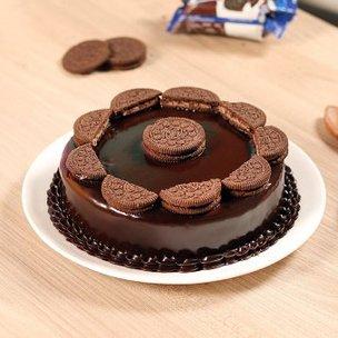 Chocolate Oreo Birthday Cake