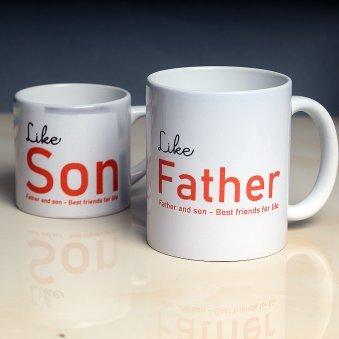 Fathers Day Duo Mug Gift
