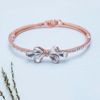 Floral Design Bracelet