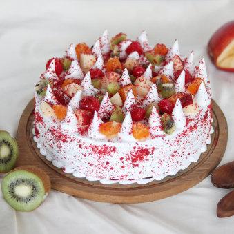 Fruit Cake Vegan Style