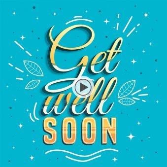 Get Well Soon E Card