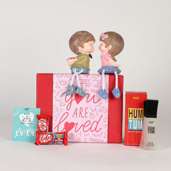 Gift Box For Your Valentine