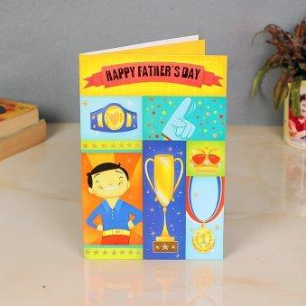 Great Dad Card