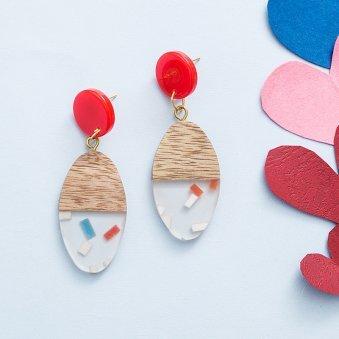 Handcrafted Drop Earrings