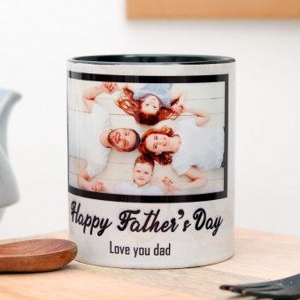 Happy Fathers Day Customised Mug