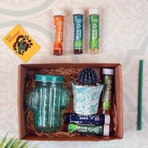 New Year Healthy Gift Box