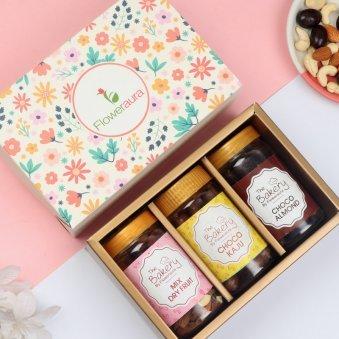 Healthylicious Diwali Signature Box - A Diwali Gift Box