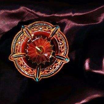 Hearcrafted Diya - Diwali Gift