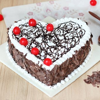 Hearty Black Forest Cake