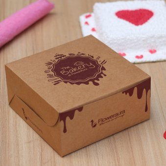 Hearty Emotions Cake in a Box