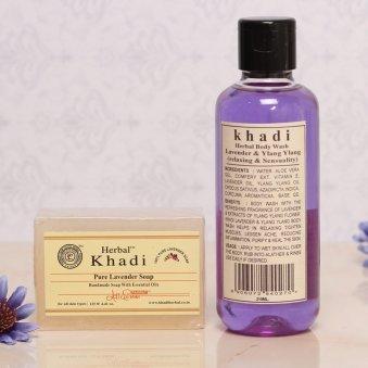 Khadi Herbal Bath Body Essentials